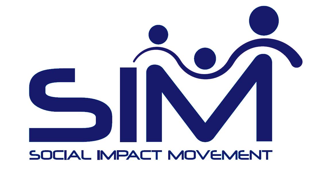 SIM logo UN blue